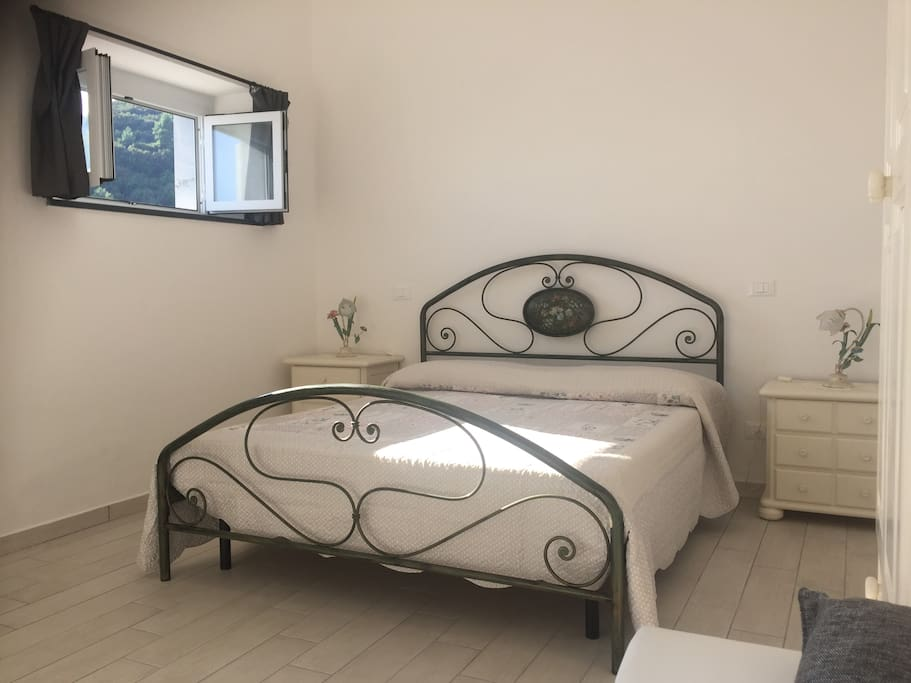 One of the most spacious rooms of the Cinque Terre