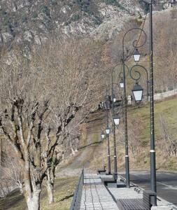 Durro: Apartamento en parque natural  Aigüestortes - Durro - Byt