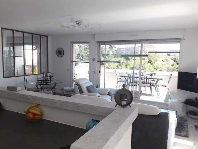 magnifique appartement piscine 15 min à pied CV - Aix-en-Provence - Apto. en complejo residencial