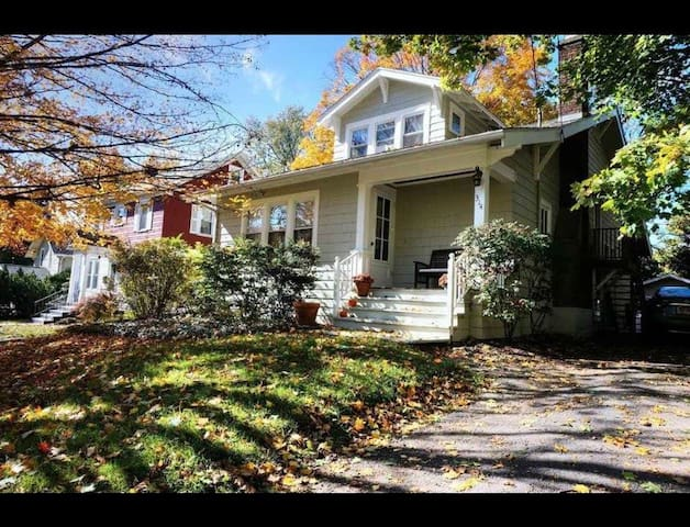The Cornell Classic Craftsman - steps from campus!