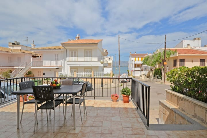 BARCA - House for 6 close to the sea in Alcúdia