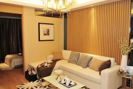 名家设计的现代二室一厅室公寓 - 宁波市