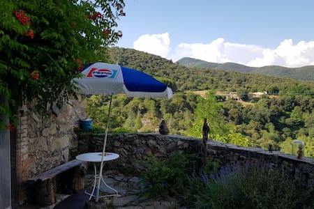 Peaceful home in the heart of Les Cévennes