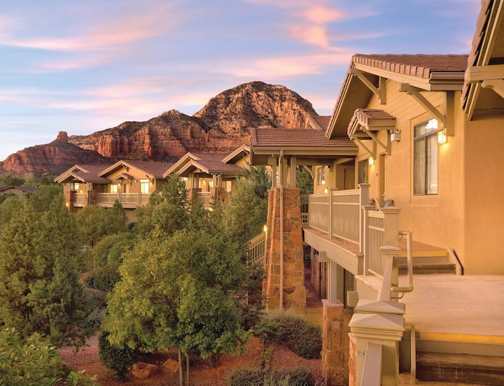 2 Bedroom 2 Bath Condo in west Sedona