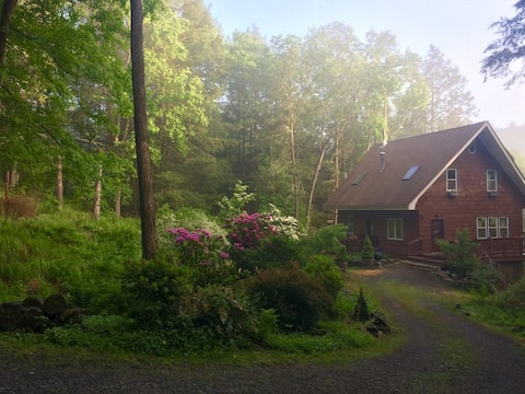Woodland retreat in the Poconos