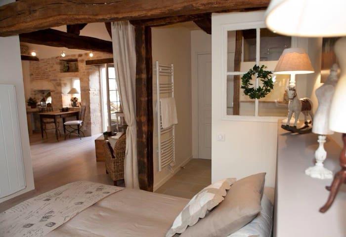 Jolie maison vigneronne à Pommard