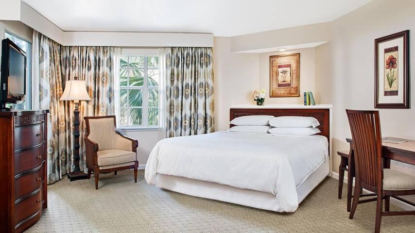 Sharaton Vistana Resort, 2/2 Private Villa