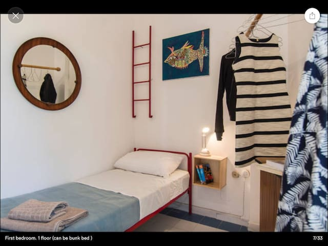 In Conero Park, bunk bed - Sirolo - Huis