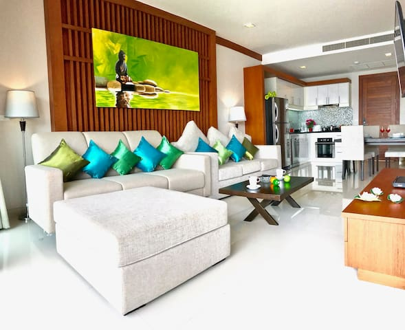 Superb Apartment near Kata Beach