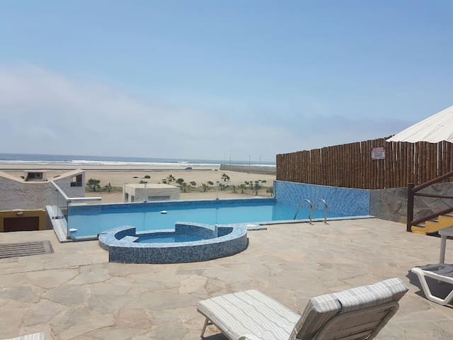 Casa Bungalow Asia - Lima Peru - Distrito de Lima - Domek parterowy