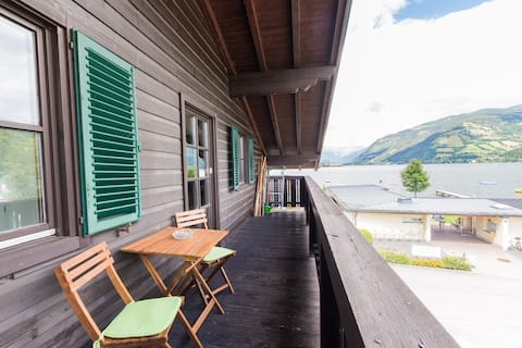 Arabella Seespitz Lakeview for 2–4 people