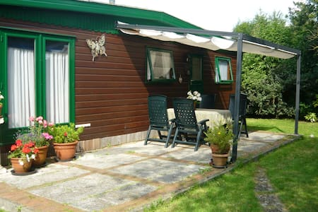 4 Pers. Chalet op leuke camping mét zwembad - Doesburg - Chalet