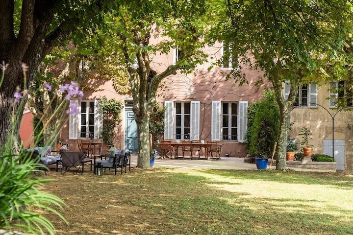 Le Pharo, chambre d'hôte de charme près d'Aix