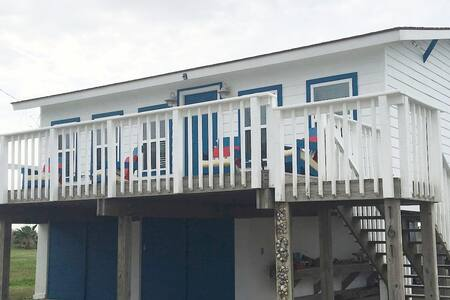 Matagorda Blue Cozy Cottage with great updates