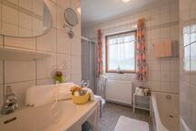 Dusch / WC Badewanne