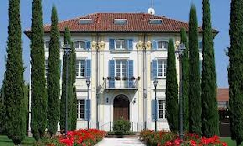 Villa for rent in Italy / Piemonte - Gamalero - 별장/타운하우스