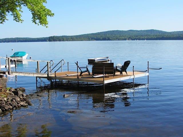 Lakefront Cabin on Long Lake