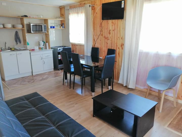 Casa entera en Hornopirén - 3 dormitorios