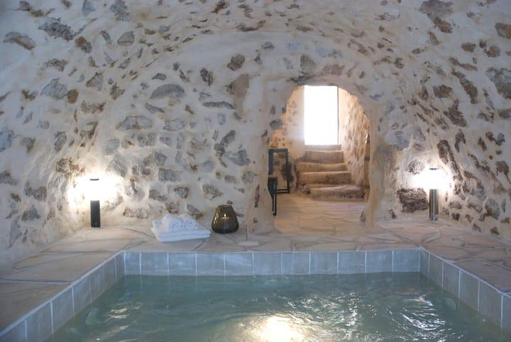 Gîte à 6 kms d'Aix en Provence - Villa Olivia