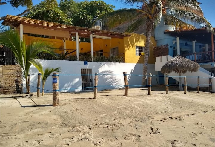 Close to Sayulita- Bucerias Beachfront house!!