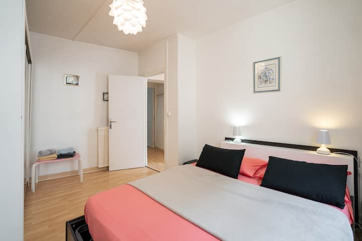 LE NARBONA - Appartement et garage Narbonne centre - canal et mer