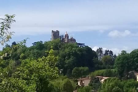 Casa montagna a 2 passi dalla città,vivi con gioia