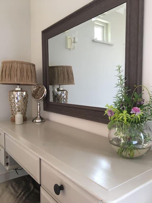 The Garden Room £110