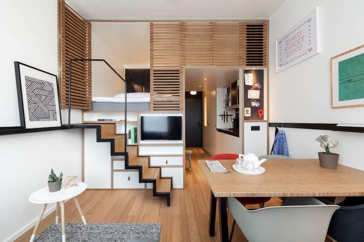 Zoku Loft - Home/Office Hybrid - Hotel Stay