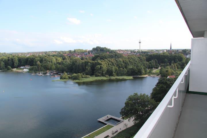 Ferienwohnung Seeblick-Bad-Segeberg - Bad Segeberg - Apartament
