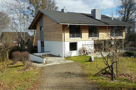 Beautiful terrace flat near Munich - Schäftlarn - Apartemen