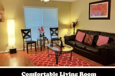 Furnished 3 bedroom townhome in Duncanville, TX - Duncanville - Stadswoning