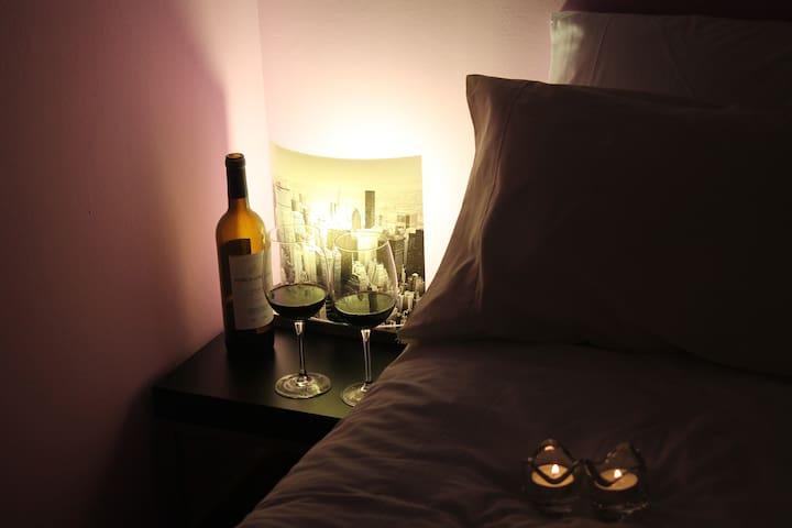 Apartamento moderno, luminoso y muy bien situado.