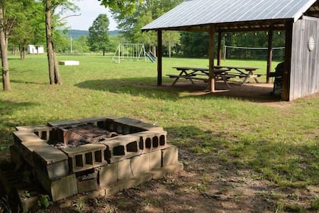 RIVERFRONT CAMPING for Tent/Camper - Levels - Andere