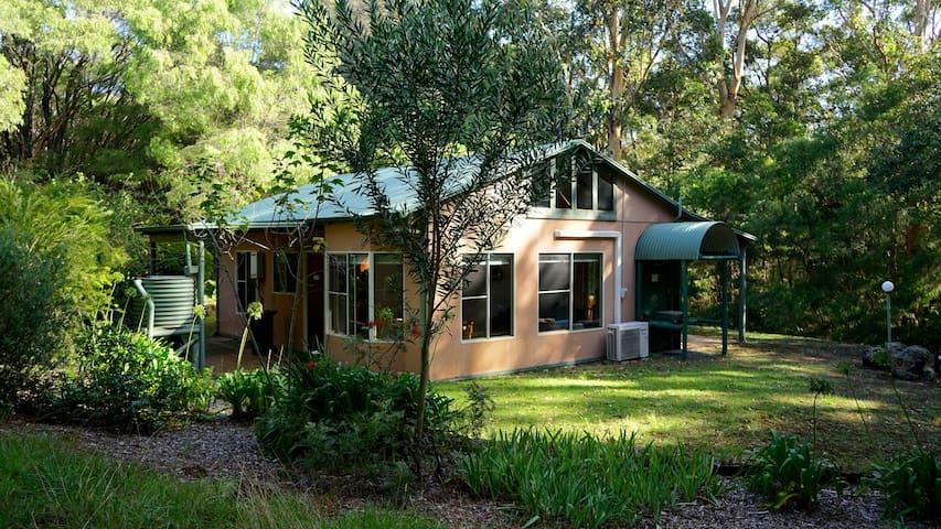 Margaret River Harmony Forest Cottages