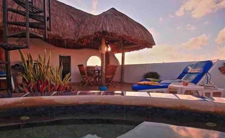 CARIBE SUNSET a Perfectly Located Condo in Cozumel