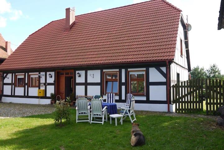 Stillvolles  Haus an der Ostseeküste