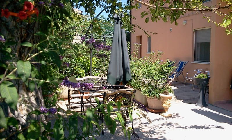 Comfortable accomodation in the countryside - Lanciano - Apartamento