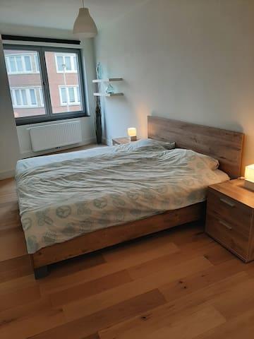 Slaapkamer bed 180cm