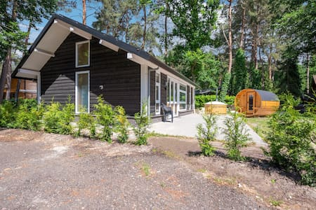 Vibrant Holiday Home in Meijel with Sauna