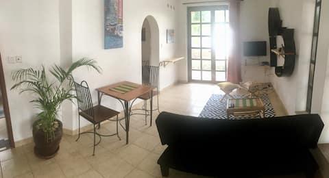 Beautiful 2-bedroom apartment Bunga Kawuku-#1