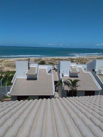 Linda casa de frente el mar_Santa catarina- Brasil
