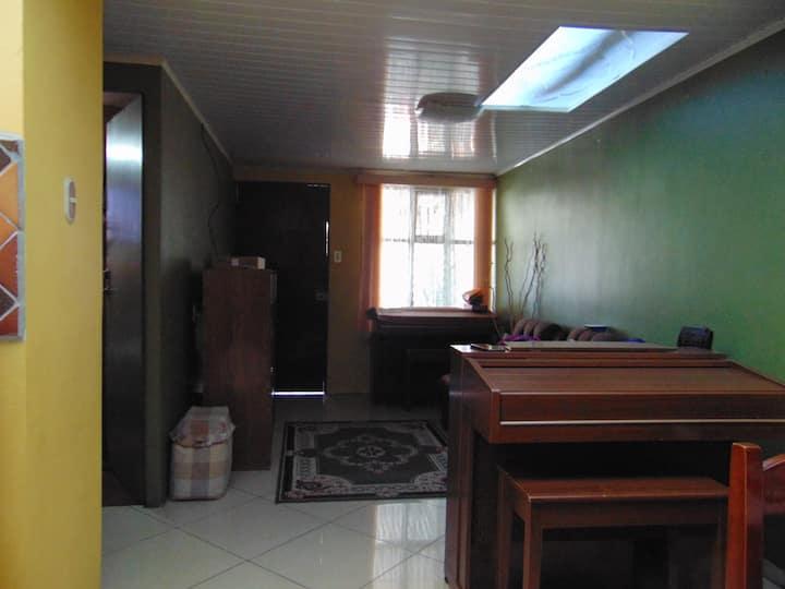 Casa hospitalaria en Heredia