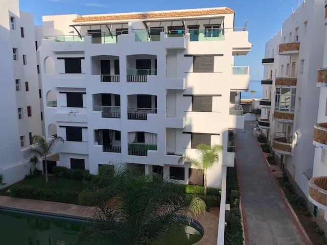 Maravilloso apartamento a 50 metros de playa