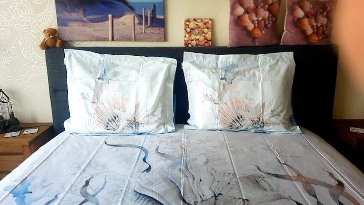 Double Room with SeaView Egmond aan zee