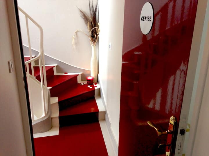 APPART'HOTEL61 (appartement CERISE)