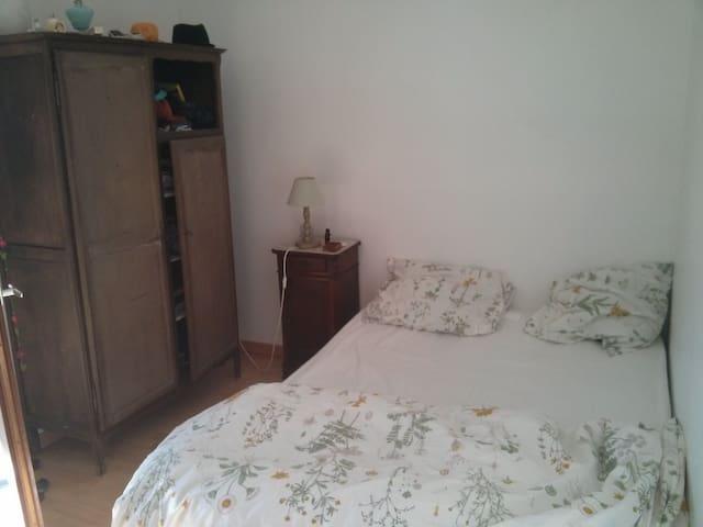 Chambre calme et lumineuse - Tolosa - Pis