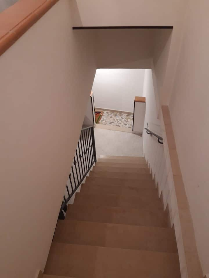 Independent structure on three levels castel di sangro