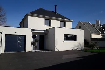 Maison contemporaine proche Lorient et des plages - Ploemeur - Casa