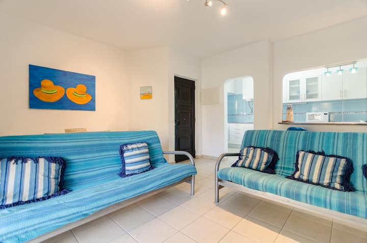 The lovely and typical apartment in Alvor!