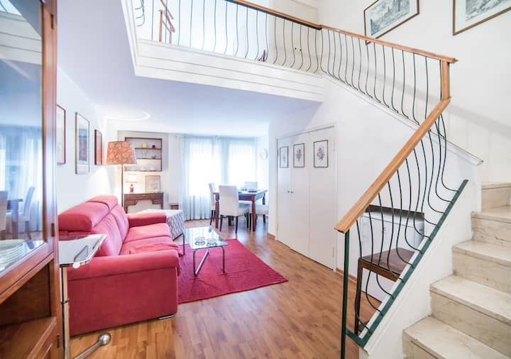 Rent in Rome - Archimede 42